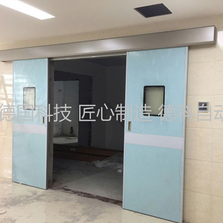16年11月江苏某医院工地安装现场