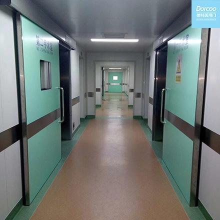 18年山东某三甲医院项目