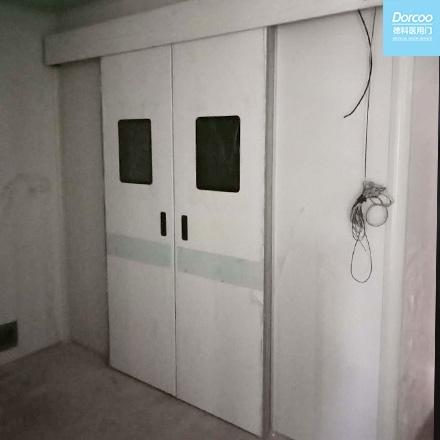 18年江苏盐城某医院气密门项目