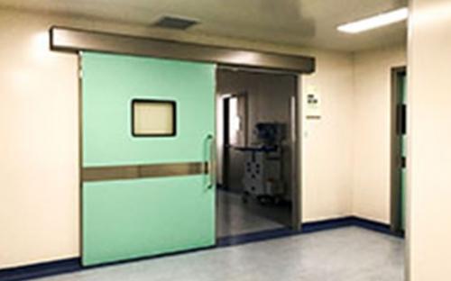 医疗机会看到的医院门厂家