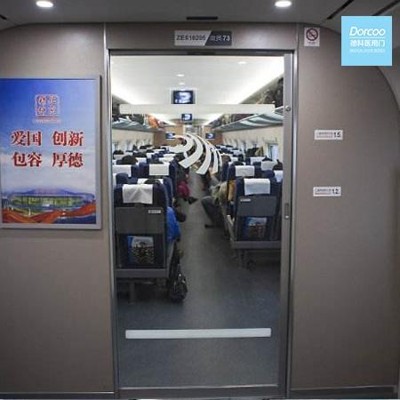 上海列车自动门